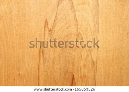 close up of beige wooden veneer texture - stock photo