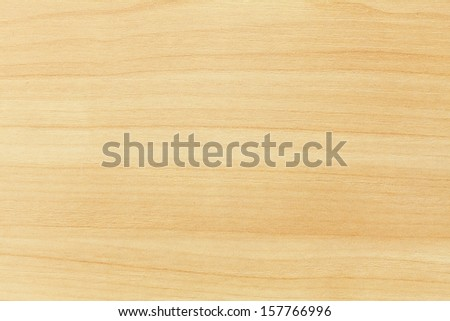 Close up of bright wood texture - stock photo
