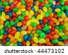 close up of colorful candies - stock photo