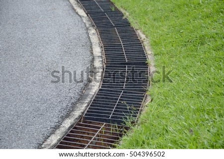 close up of grate on the floor