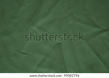 close up of knitwear fabric