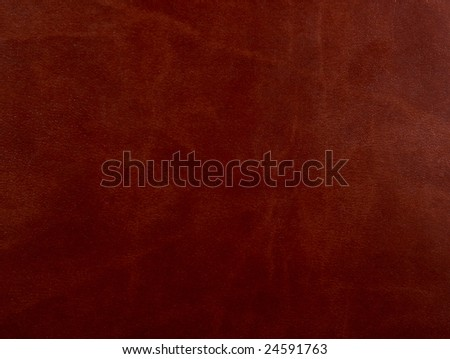 close up of  leather texture background - stock photo