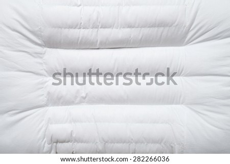 Close-up of pillow