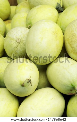 Close-up of pumpkins  - stock photo