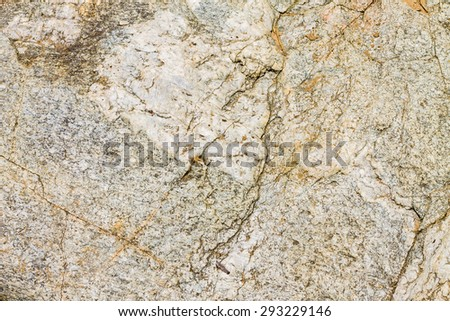 Close Up of Rock texture background