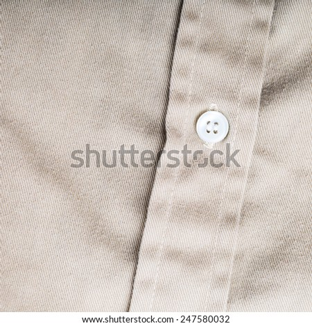 close up of shirt textile texture - stock photo