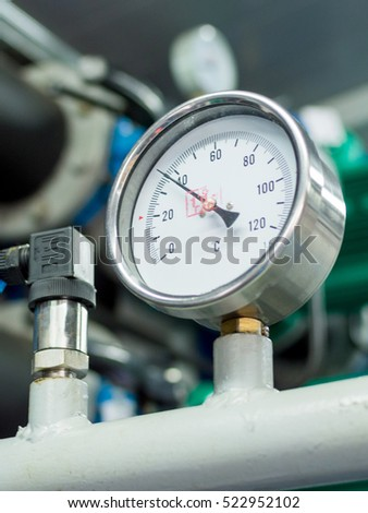 Flow Meter Stock Images Royalty Free Images Amp Vectors
