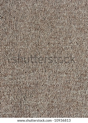 Close up of the pile of a carpet. - stock photo