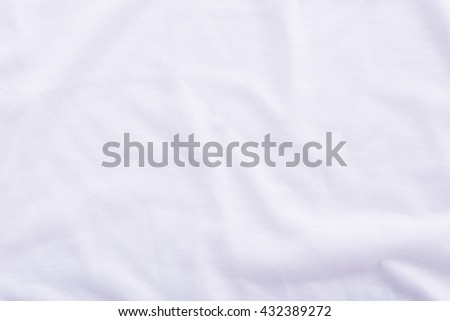 white bed sheet texture. Close Up Of Wrinkled White Bedsheet Texture Background. Bed Sheet
