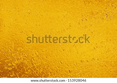 Close up photo of beer mug, may be used as a texture