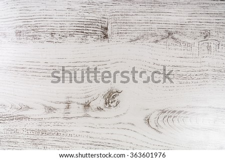 close up photo of white wooden background - stock photo