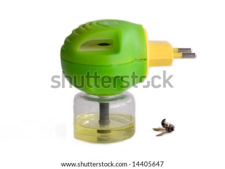 close up repellent - stock photo