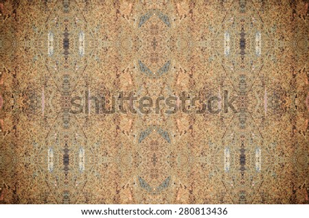 close up rusty metal surface background in vintage light