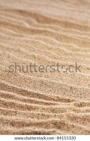 close up  sand background - stock photo