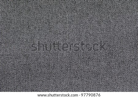 Close up shot of seamless fabric taxture - stock photo