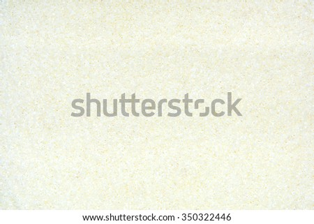 close up shot of semolina grain background - stock photo