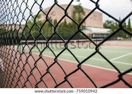 Close Steel Wire Mesh Fence Wall Stock Photo (Royalty Free ...
