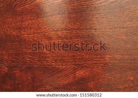 close up texture of rose brown veneer - stock photo
