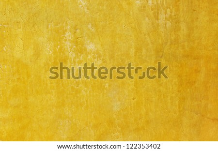 Close up texture old wall concrete - stock photo
