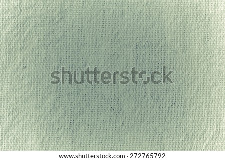 close up to striped linen fabric background. Vintage texture - stock photo