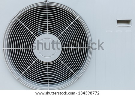 Close-up units of Air Conditioner