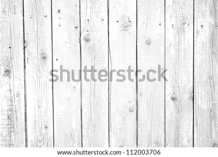 close-up view of old wood background - stock photo