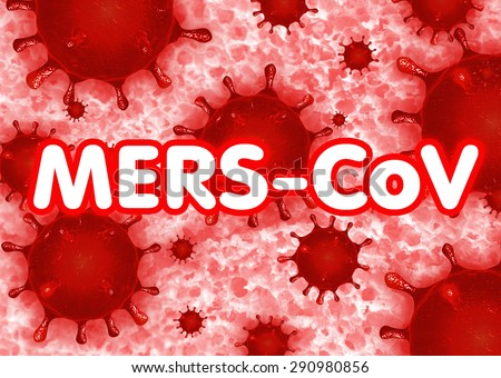 Close up Virus Abstract bacteria background - stock photo