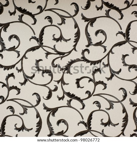 Close-up wallpaper texture background. - stock photo