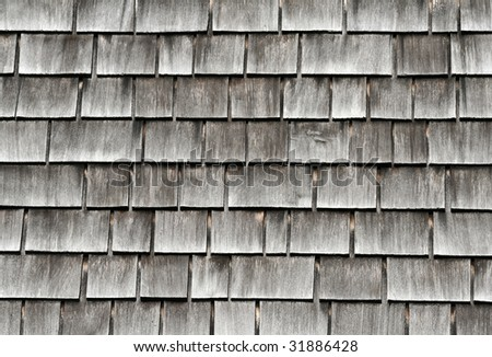 Close Up Wooden Tile Background
