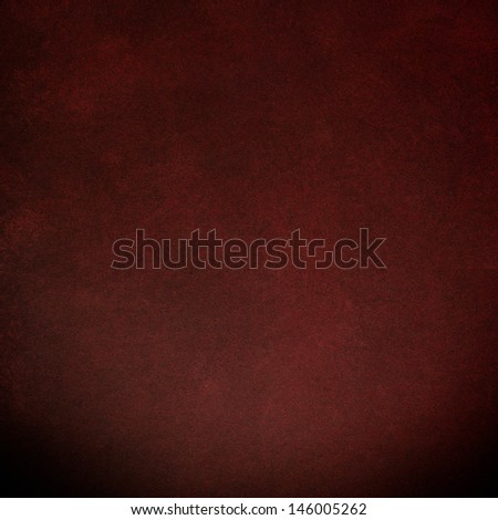 Closeup detail of red treated leather background. - stock photo
