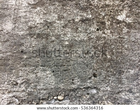 Dark Concrete Floor Texture closeup dirty dark cement wall background stock photo 536364328