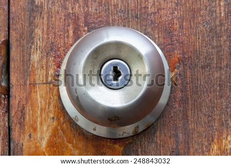 closeup doorknob copy