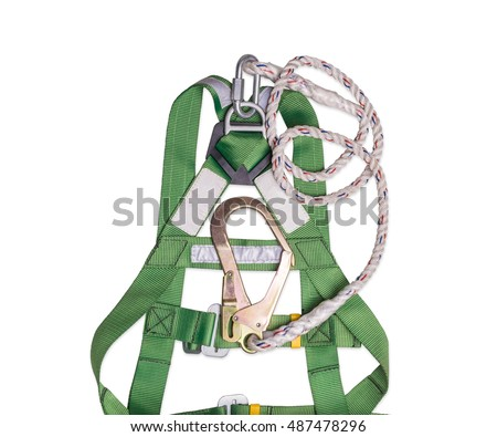 Work At Height Hook Up To Safety