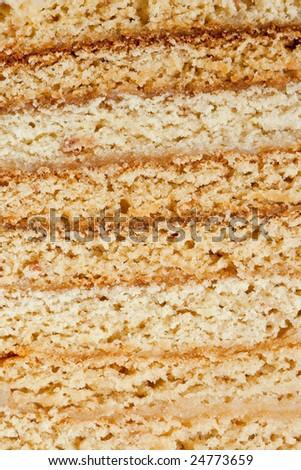 closeup macro vertical cake background