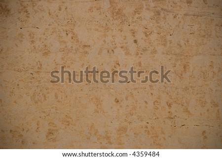 Closeup of cut marble - stock photo