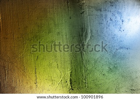 Closeup of rough textured background - stock photo