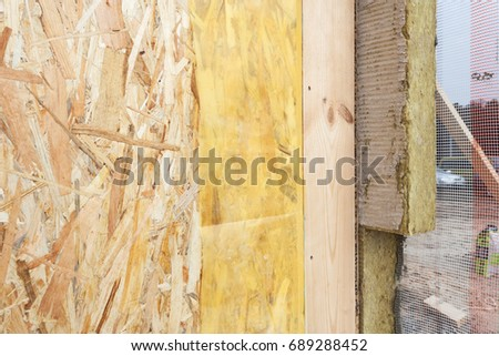 Rockwool stock images royalty free images vectors for Rockwool insulation panels