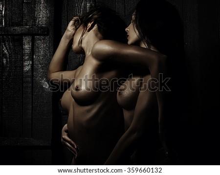 lesbian leather sex porn