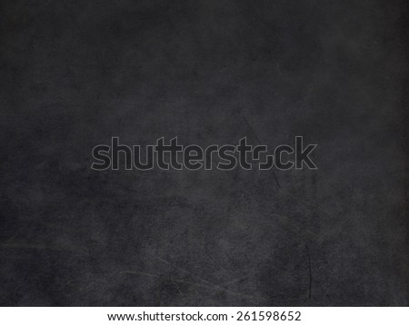 Closeup section of chalkboard for background and fills - stock photo