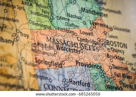 Geographic Map Stock Images RoyaltyFree Images Vectors - Geographical map of usa