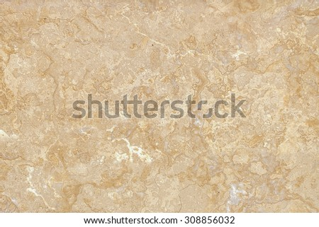 Closeup surface brown marble wall texture background - stock photo
