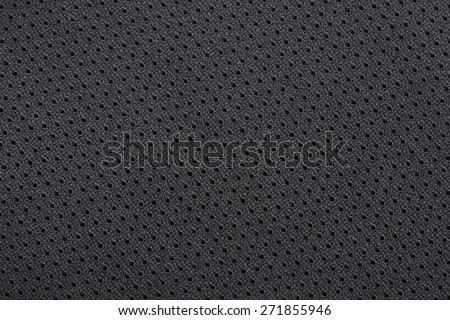 Cloth texture. Sport background - stock photo