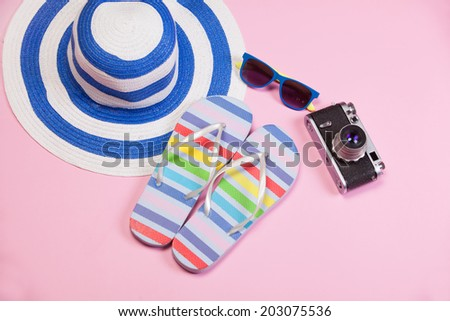 Clothes for summer vacation