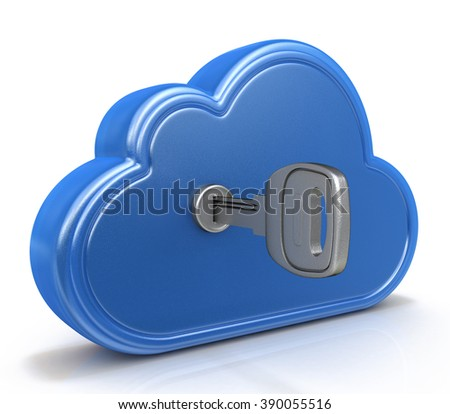 Cloud computing concept in the design of information related to internet