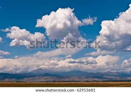 Cloud Illusions - stock photo