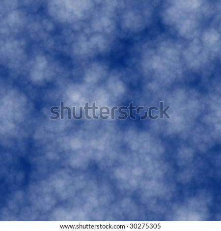 Clouds texture - stock photo