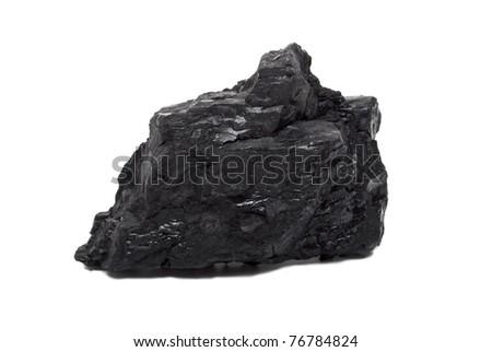 Coal - stock photo