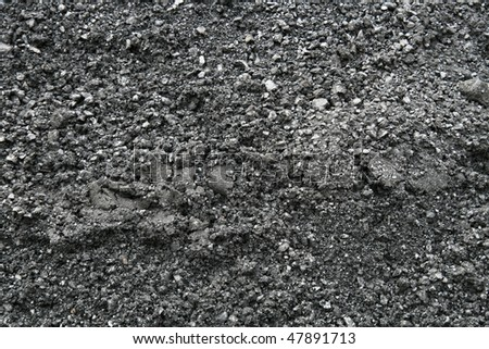 coal backgrounds - stock photo