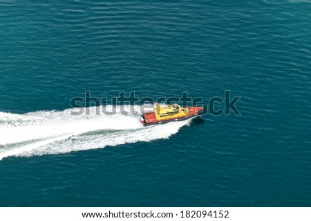 Coast Guard - stock photo
