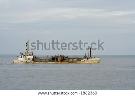 Coastal Steamer